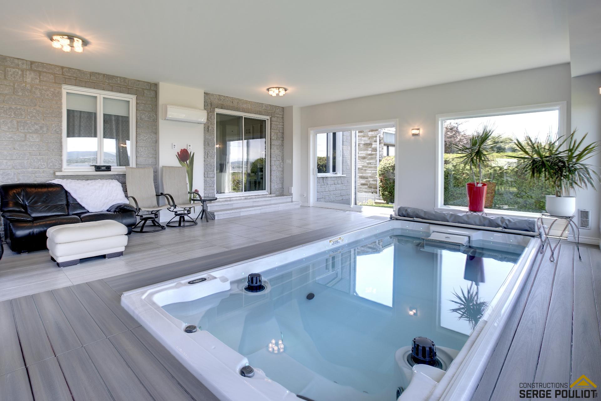 Une nouvelle maison sans d m nagement moindre co t for Combler une piscine
